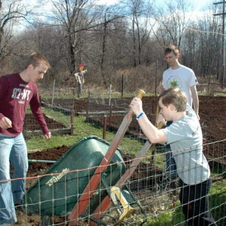 Spring 2014 Service Project