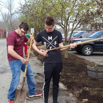 Spring Service Project 2016